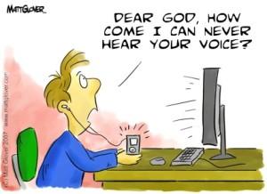 hearing God