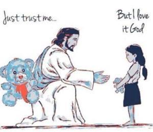 But God Teddy