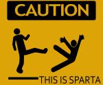 spartan kick